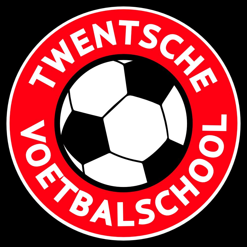 Logo Twentsche Voetbalschool