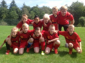 Teamfoto Belgie