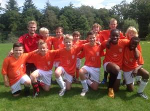 Teamfoto Nederland