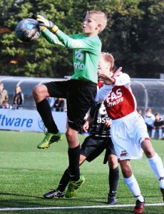 Jasper Stobbe - uitwedstrijd AZ Alkmaar